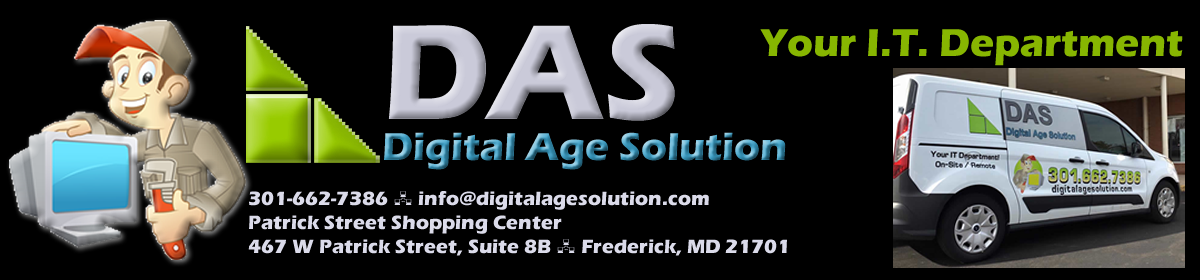 Digital Age Solution, LLC